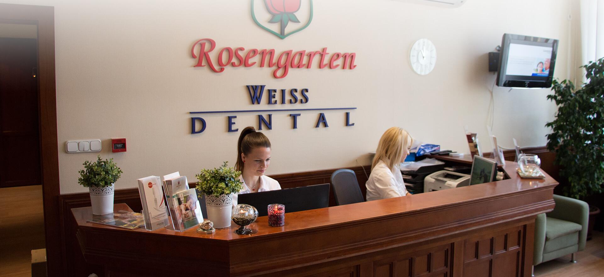 Rosengarten Weiss Dental